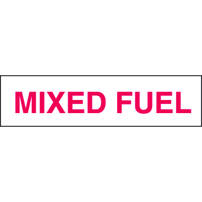 Setonsign® Value Packs - Mixed Fuel