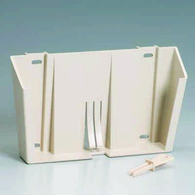 First Aid Only Lockable Wall Bracket with Key for Sharps Container M945