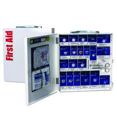 SmartCompliance™ General Business First Aid Cabinet w/ Meds