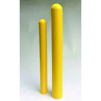 Solid Colored Economy Bollard Sleeves