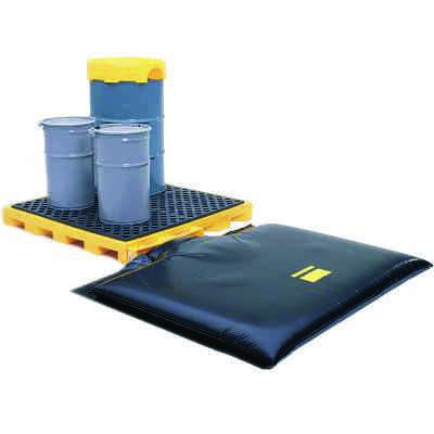 UltraTech SpillDeck Bladder Systems