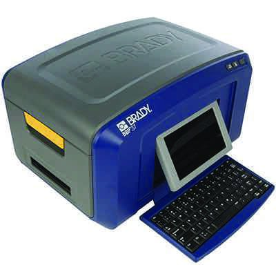 Brady BBP37 Color & Cut Sign and Label Printer