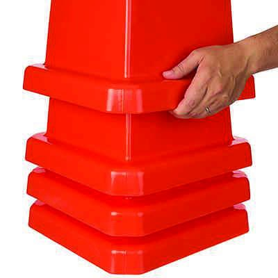 Safety Traffic Cones - Caution Safety First