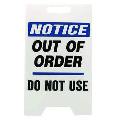 Out Of Order - Floor Stand