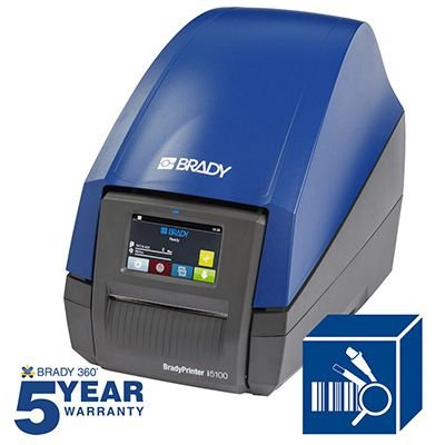 BradyPrinter i5100 600dpi Label Printer
