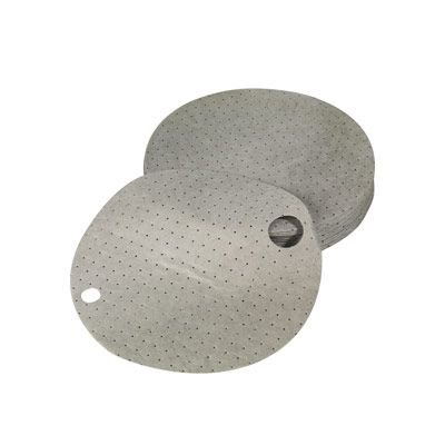 Universal Absorbent Drum Top Covers