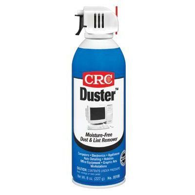 CRC - Duster™ Moisture-Free Dust & Lint Remover 5185