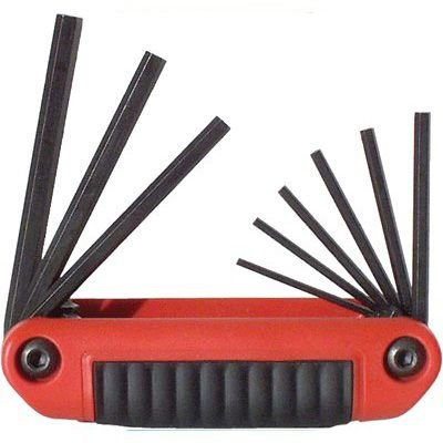 Eklind® Tool - Ergo-Fold™ Hex Key Sets 25911