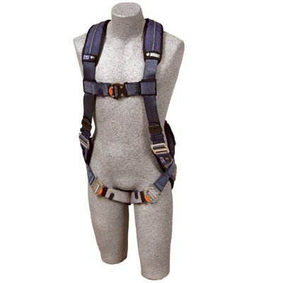 DBI Sala® ExoFit™ XP Vest Style Harnesses with Single D-Ring 1110102