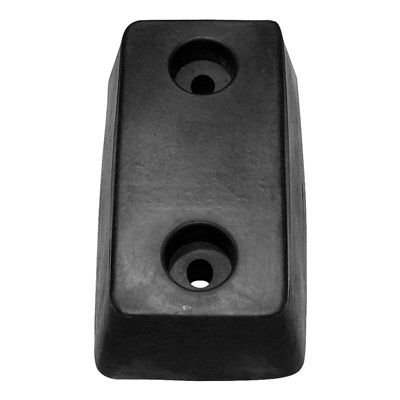 Molded Rubber Dock Bumper Guard - 18Hx10Wx6D