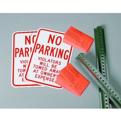 No Parking Enforcement Kit