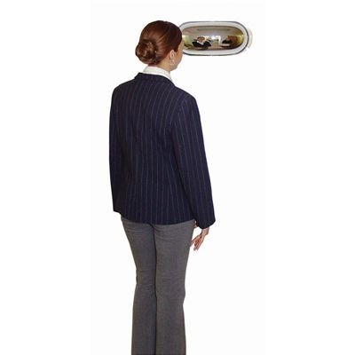 Oval Shaped Mirror