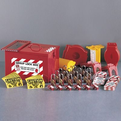 Portable Combo Storage/Group Lock Boxes