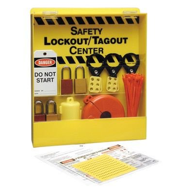 Prinzing® MINI-LOCKOUT CENTER EQUIPPED