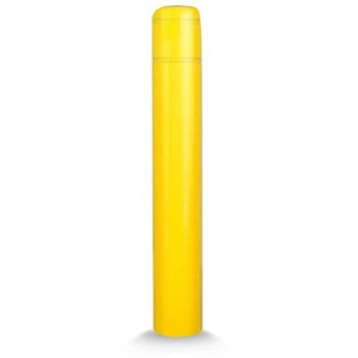 Yellow Bollard Covers