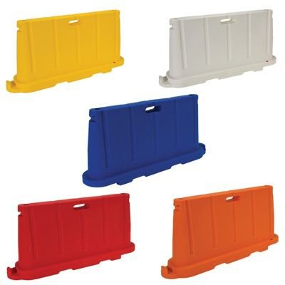 Stackable Poly Barricades