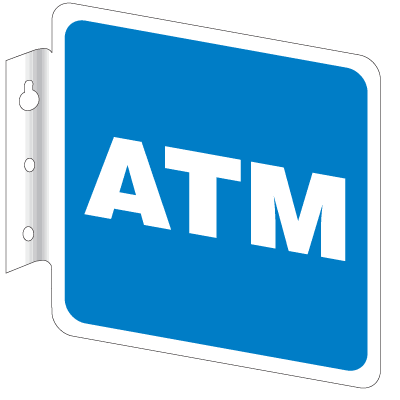 Telephone & ATM Signs - ATM