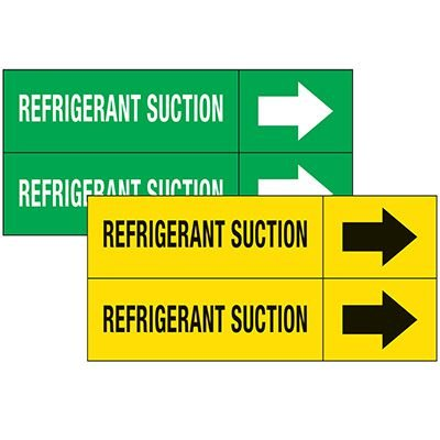 Weather-Code™ - Refrigerant Suction