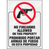 Clear Security Labels- Prohibido Portar