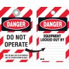Danger Do Not Operate - Lockout Tag