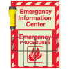 Facility Information Centers- Emergency Information