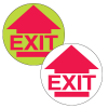 Emergency Floor Markers - Exit