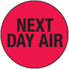 Next Day Air General Information Labels