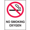 Graphic No Smoking Signs - No Smoking Oxygen