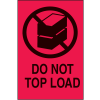 Do Not Top Load International Shipping Labels