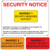 Maritime Security Sign Kit