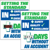 Motivational Safety Scoreboards - Setting The Standard