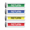 Opti-Code™ Self-Adhesive Pipe Markers - Return