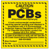 PCB Labels - Contains PCBs