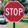 Stop Signs - Engineer Grade Reflective