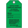 Scaffold Permit Tags - Complete Scaffold