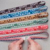 Stock Printed Breakaway Lanyards - Contractor