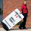 Tip N Roll Portable Sign - Plus Message Board