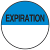 Expiration Write On Dots