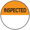 Inspected Write On Inventory Dots