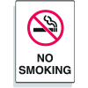 "Fiberglass Sign - No Smoking - 7"" x 10"""