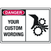 Custom ANSI Safety Signs
