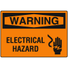OSHA Warning Signs - Electrical Hazard