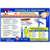 Arc Flash Workplace Safety Wallchart