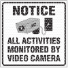 See Thru Security Labels - Notice Activities Monitored