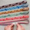 Stock Printed Breakaway Lanyards - Temporary