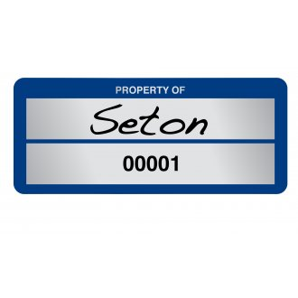 SetonGuard® Stock Asset Tags