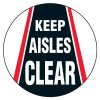 Anti-Slip Floor Markers - Keep Aisles Clear