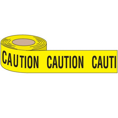 Caution Anti-Slip Tape
