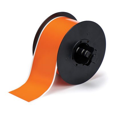 Brady B30C-2250-569-OR B30 Series Label - Orange
