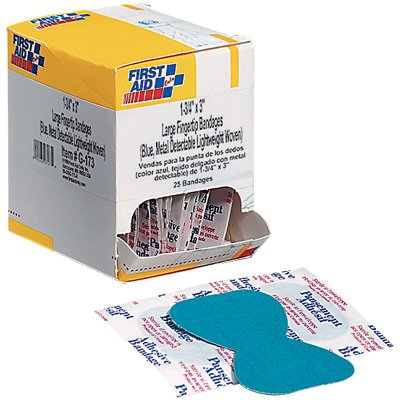 First Aid Only Fingertip Bandages G173